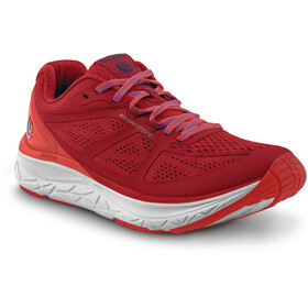 Topo Athletic Phantom Chaussures de trail Femme, red/coral